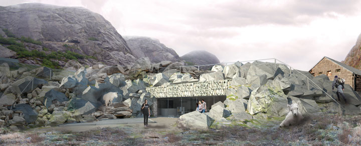 Jøssing Fjord Centre