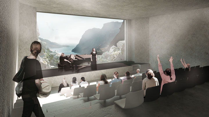 Jøssing Fjord Centre