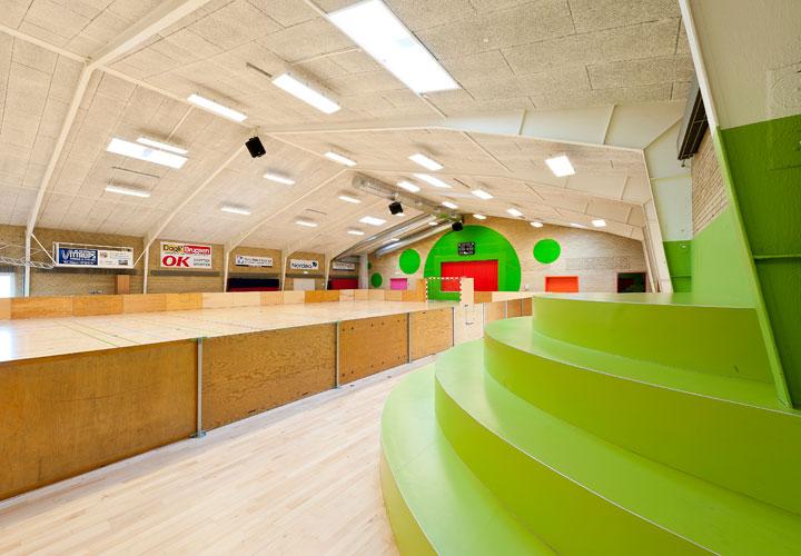 Sdr. Nissum Sports Hall