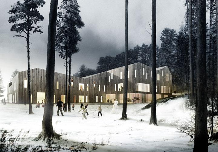 New Raufoss School