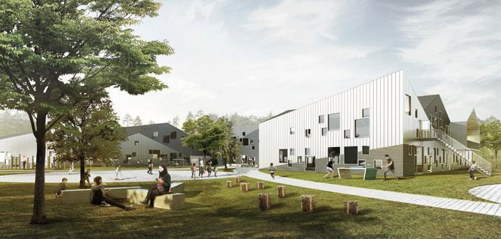 Skovbakke School