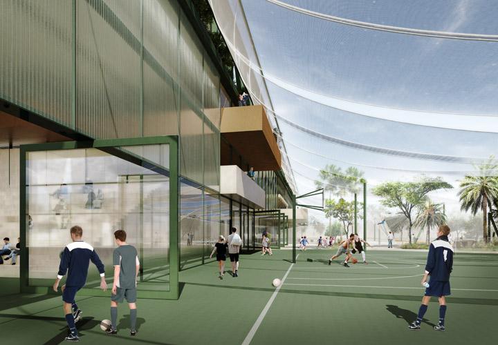 Green Sports Hub