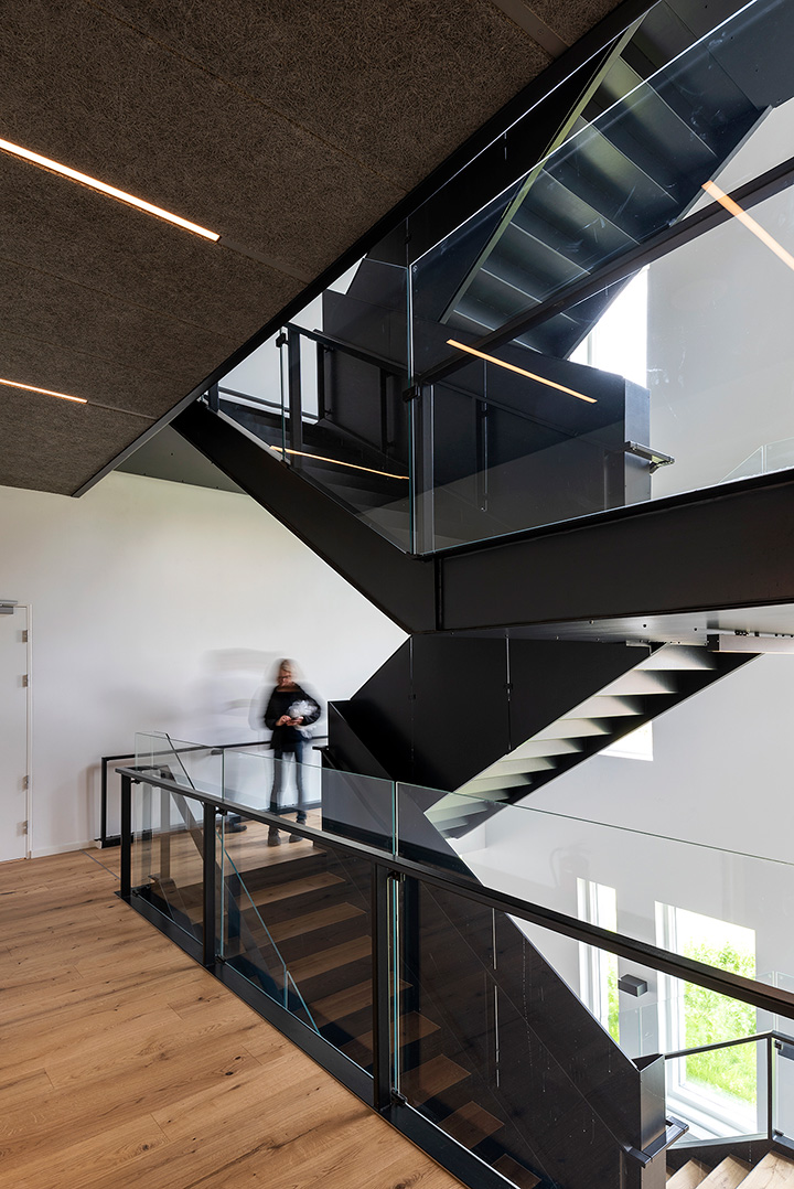 Mosevej - office building by CEBRA Architecture