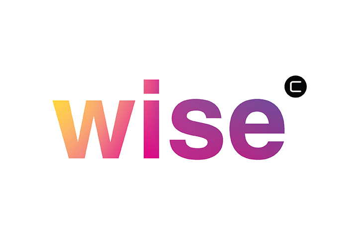 WISE logo - Work, Innovation, Space, Education | CEBRA architecture